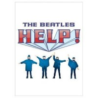 The Beatles Help! DVD Cover