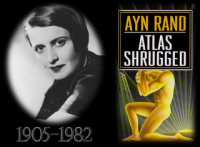 "Ayn Rand's classic ""Atlas Shrugged"" is the definitive statement on the ideal of rational self-interest."