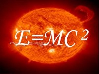"Einstein's Theory of Relativity states that ""energy equals mass times the speed of light squared."" I will never understand what this means in scientific terms, but I do understand it means ""power."""